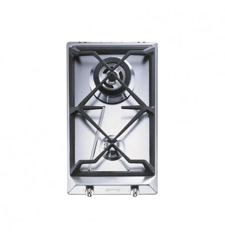 Modulo de gas 2 fuegos, 30cm