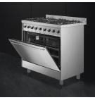 Cocina a gas Smeg C9GMXI9
