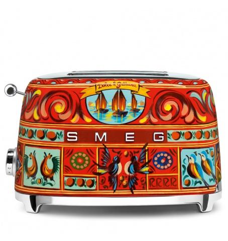 Tostador de 2 rebanadas Smeg Dolce & Gabbanna