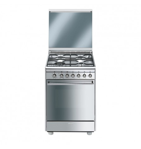 Cocina de libre instalación Smeg CX61GV9