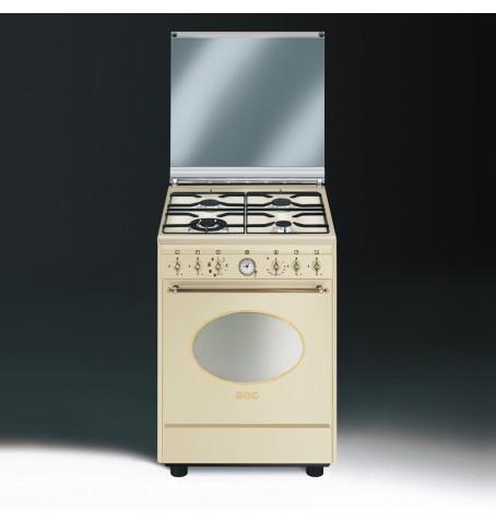 Cocina gas Smeg Victoria 60