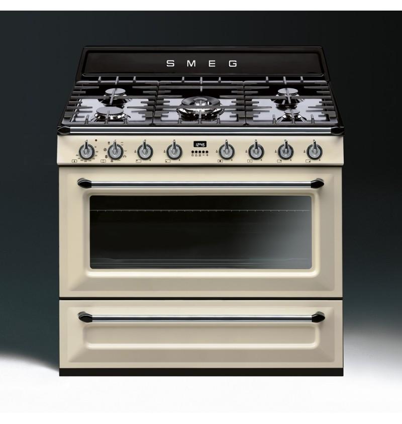 Wonderful Cocina Gas Smeg Victoria TR90